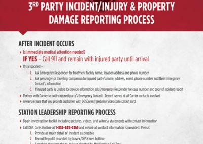 DGS Cares Incident Reporting Poster