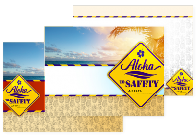 Safety Conference Deck Template